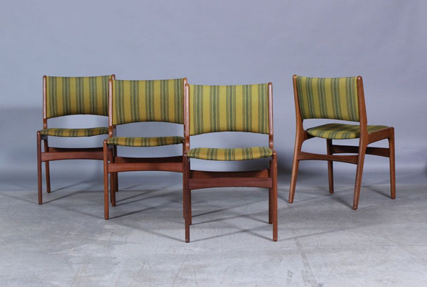 Teak Dining Chairs.