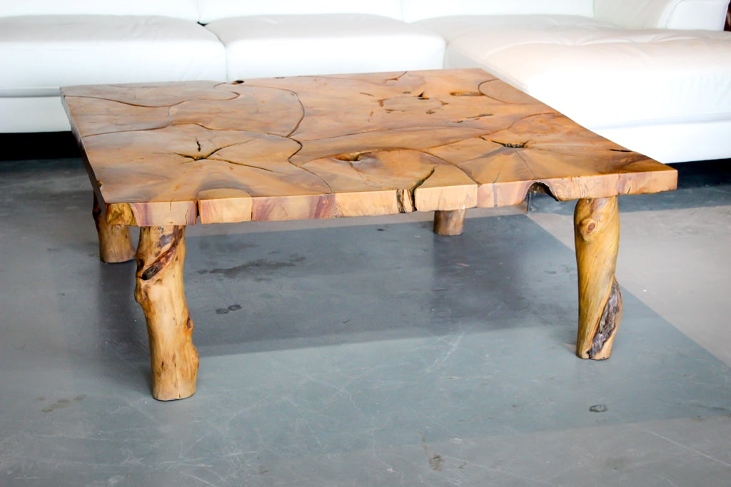 Teak Root Coffee Table Teak Root Coffee Table
