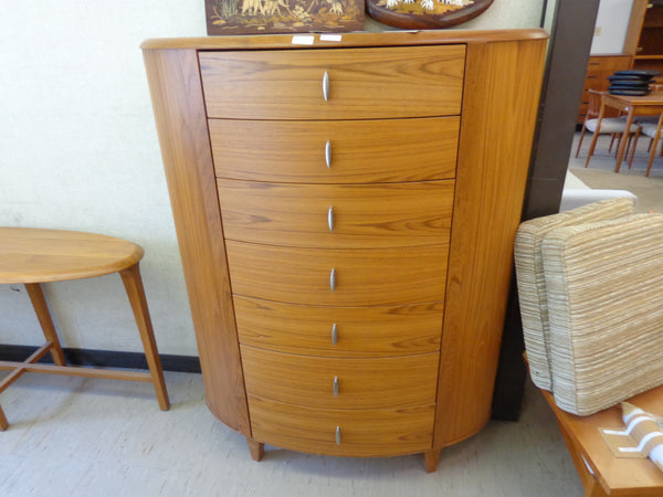Teak Chest of Drawers by Daniel Couture