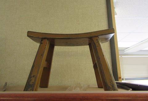 Chinese Stool / Head Rest
