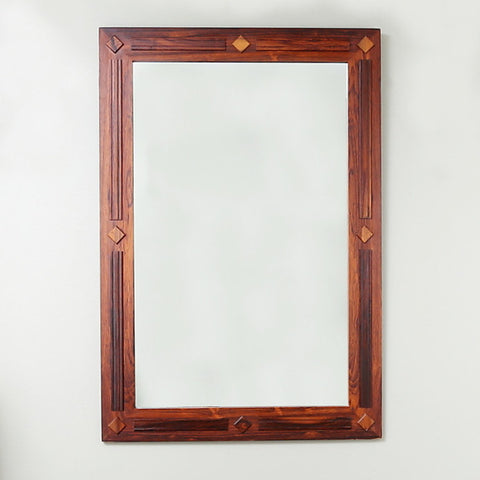 Rosewood Mirror