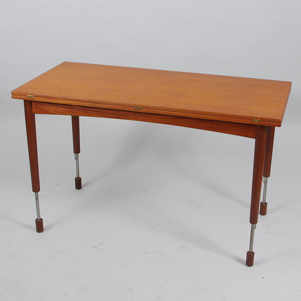 3-in-1 Teak Table