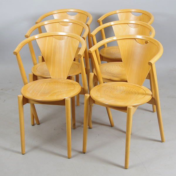 Groovy Dining Chairs