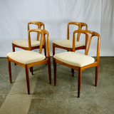 Juliane Dining Chairs by Johannes Andersen