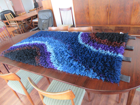Rya Rug by Liza Hunt