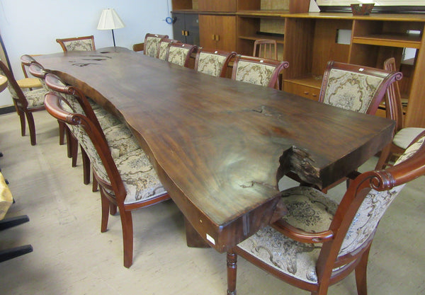 Suar Wood Dining Table Mostly Danish Furniture Ottawa