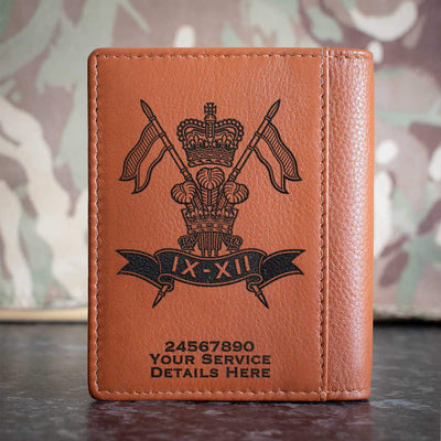 9th12th Lancers Credit Card Wallet