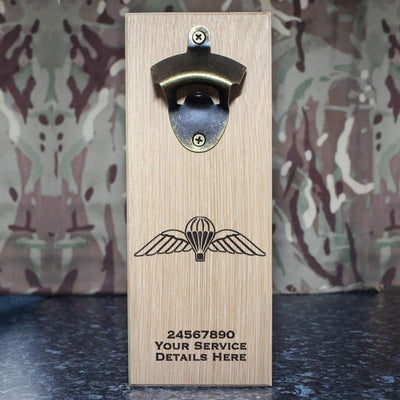 Airborne Wings Wall-Mounted Bottle Opener