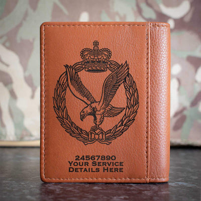 Army Air Corps Credit Card Wallet