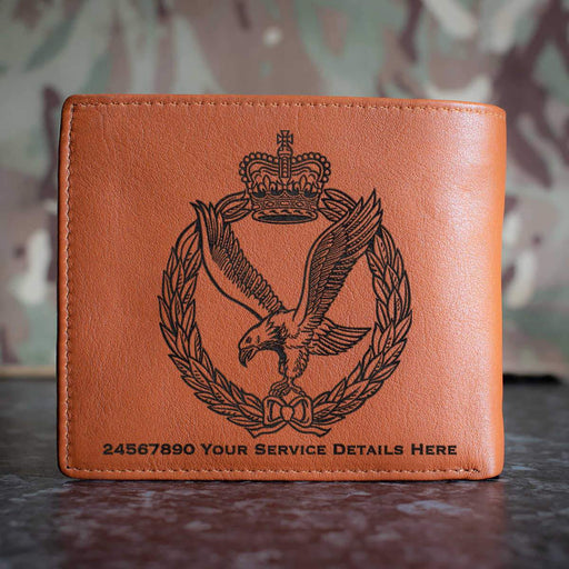 Army Air Corps Leather Wallet