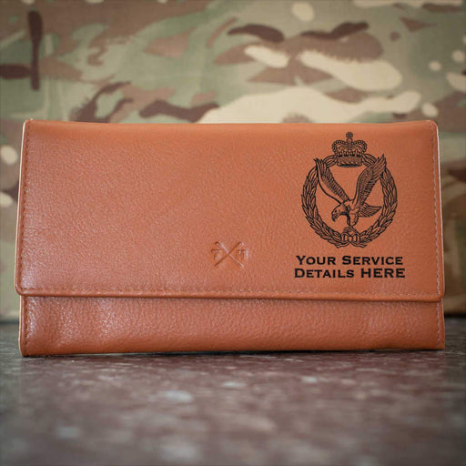Army Air Corps Leather Purse