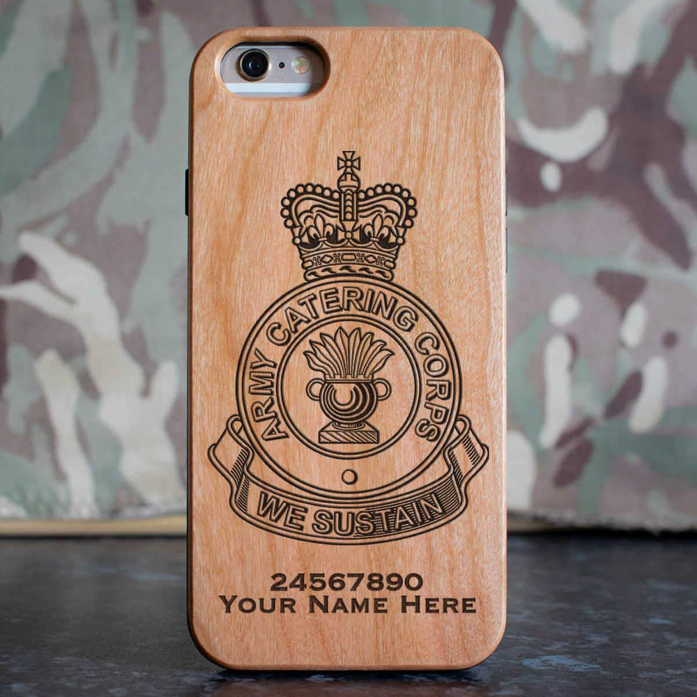 Army Catering Corps Phone Case