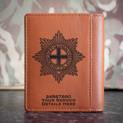 Coldstream Guards Credit Card Wallet