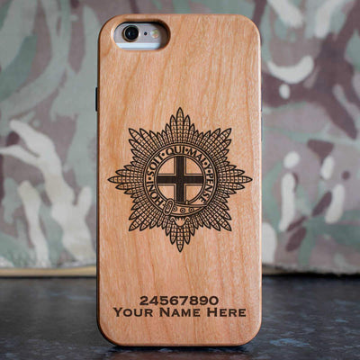Coldstream Guards Phone Case