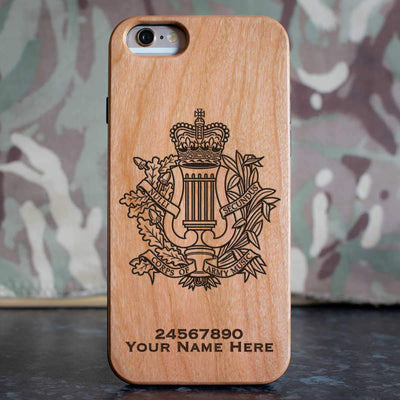Corps Of Army Music Phone Case