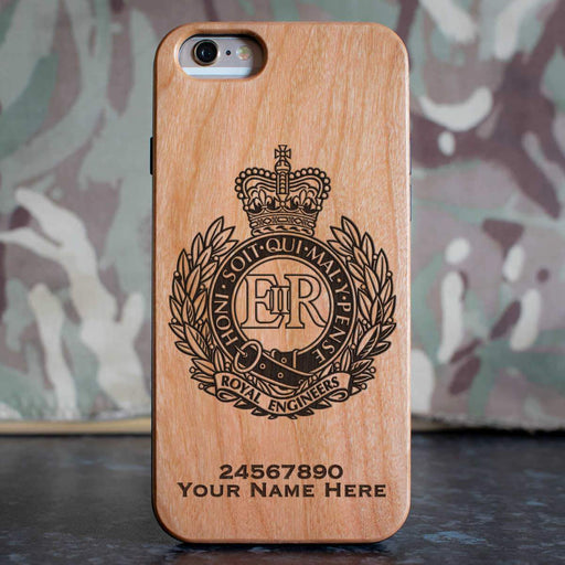 Royal Engineers Phone Case