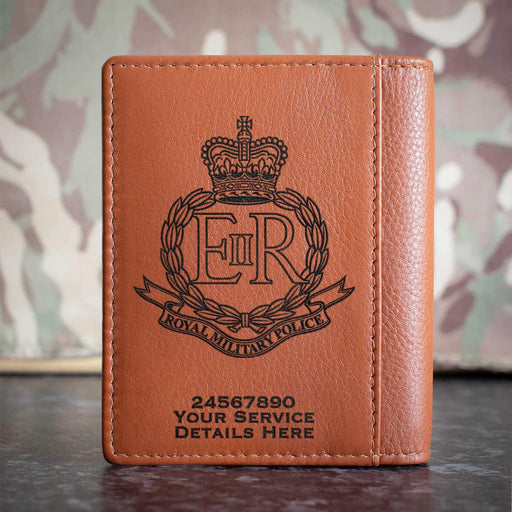 Royal Military Police Credit Card Wallet