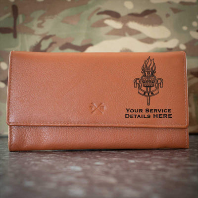 Education and Training Service Leather Purse