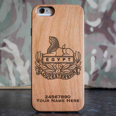 Gloucestershire Regiment Phone Case