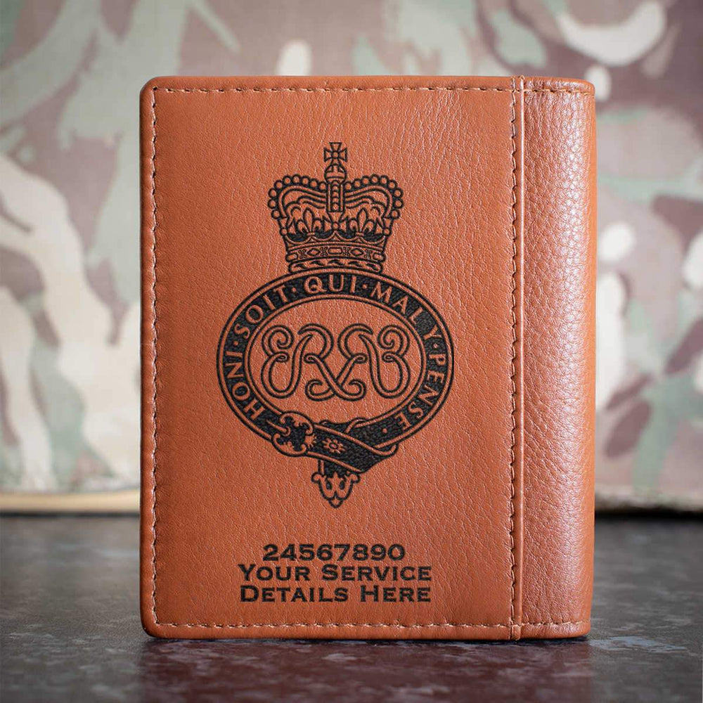 Grenadier Guards Credit Card Wallet