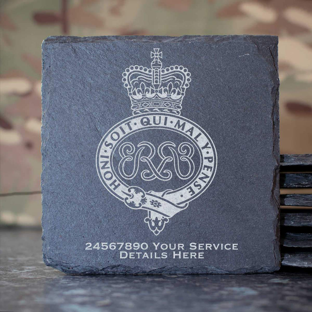 Grenadier Guards Slate Coaster
