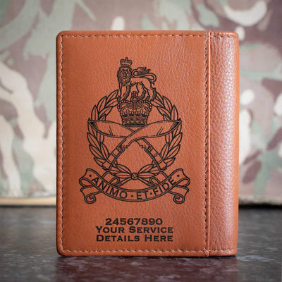 Gurkha Staff and Personnel Support Branch Credit Card Wallet