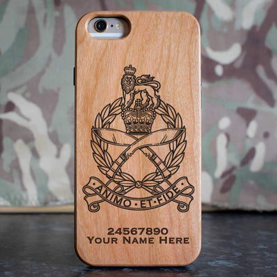Gurkha Staff and Personnel Support Branch Phone Case