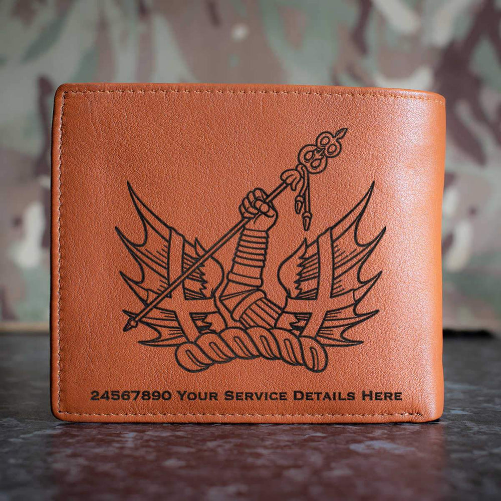 Honourable Artillery Company Leather Wallet