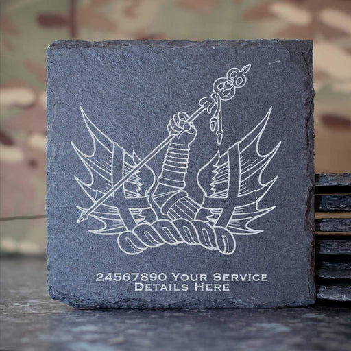 Honourable Artillery Company Slate Coaster