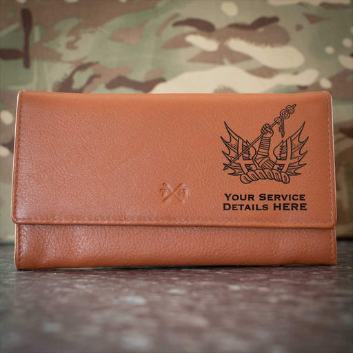 Honourable Artillery Company Leather Purse