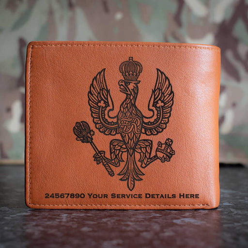Kings Royal Hussars Leather Wallet