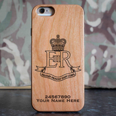 Military Provost Staff Corps Phone Case