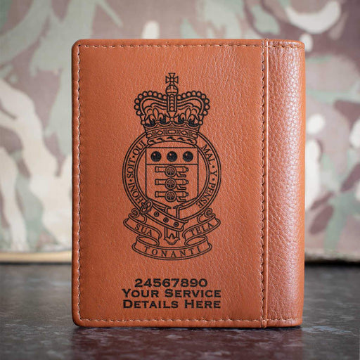 Royal Army Ordnance Corps Credit Card Wallet