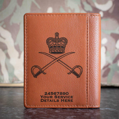 Royal Army Physical Training Corps Credit Card Wallet