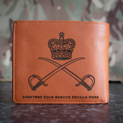 Royal Army Physical Training Corps Leather Wallet