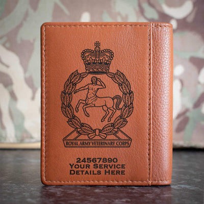 Royal Army Veterinary Corps Credit Card Wallet