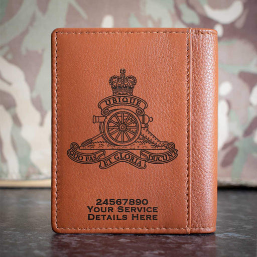 Royal Artillery Credit Card Wallet