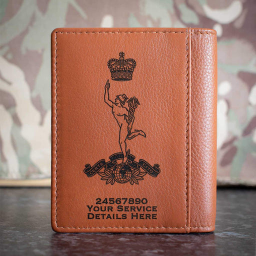 Royal Corps of Signals Credit Card Wallet