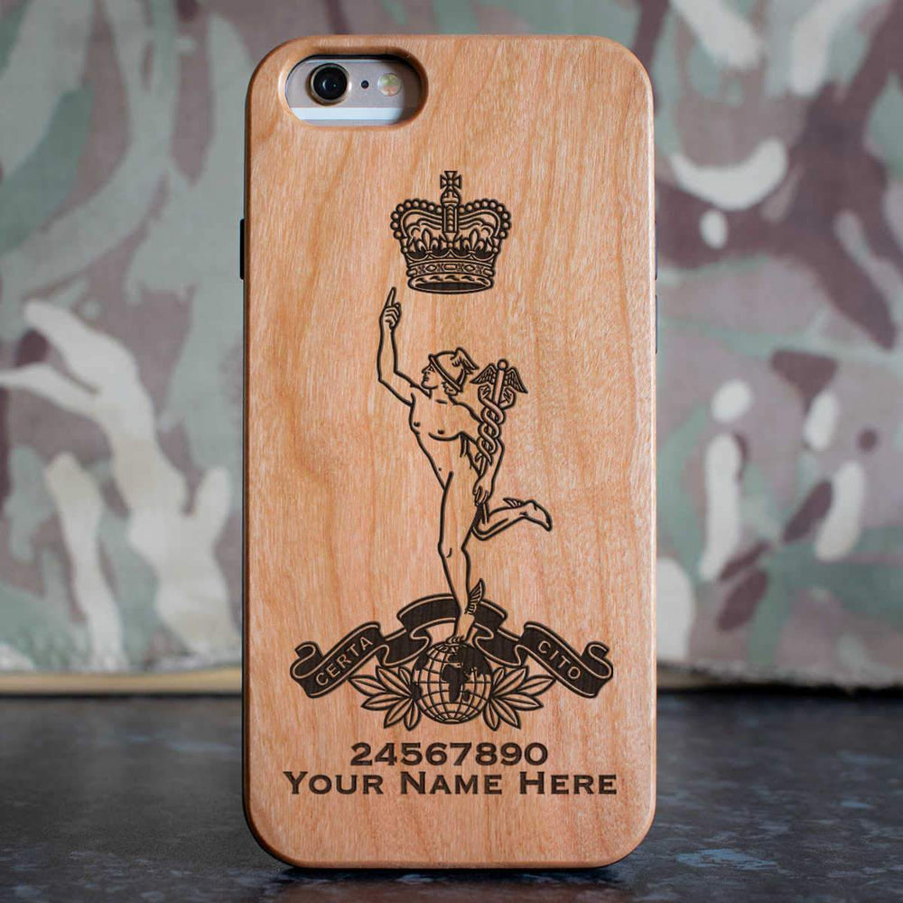 Royal Corps of Signals Phone Case