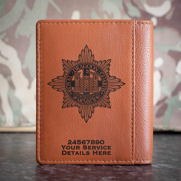 Royal Dragoon Guards Credit Card Wallet