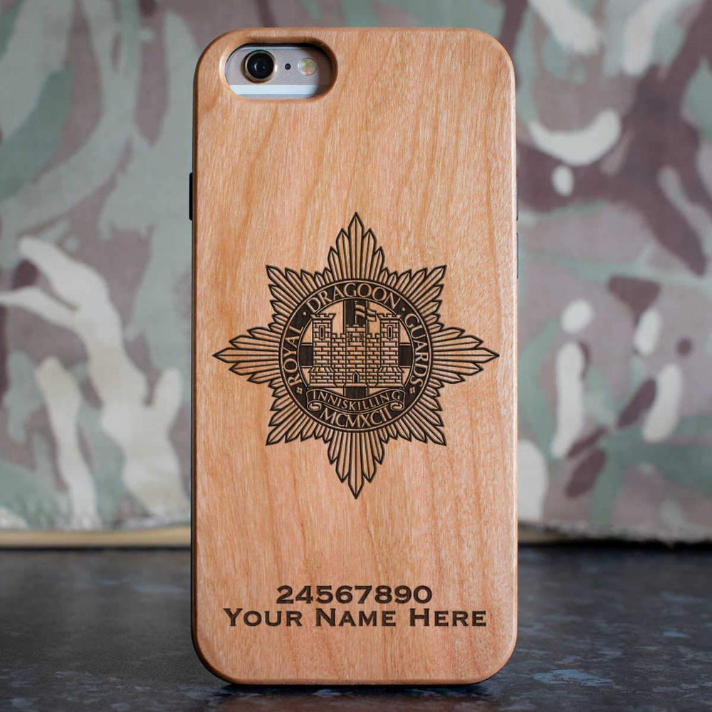 Royal Dragoon Guards Phone Case