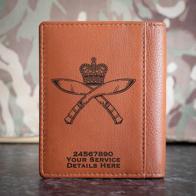Royal Gurkha Rifles Credit Card Wallet