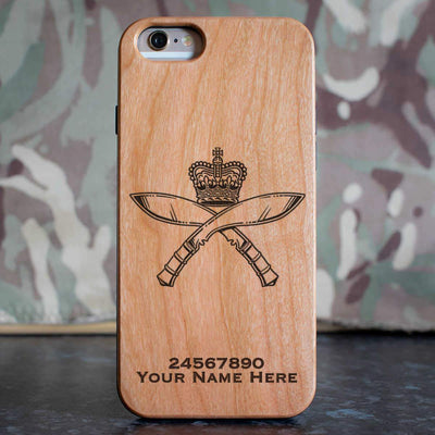 Royal Gurkha Rifles Phone Case