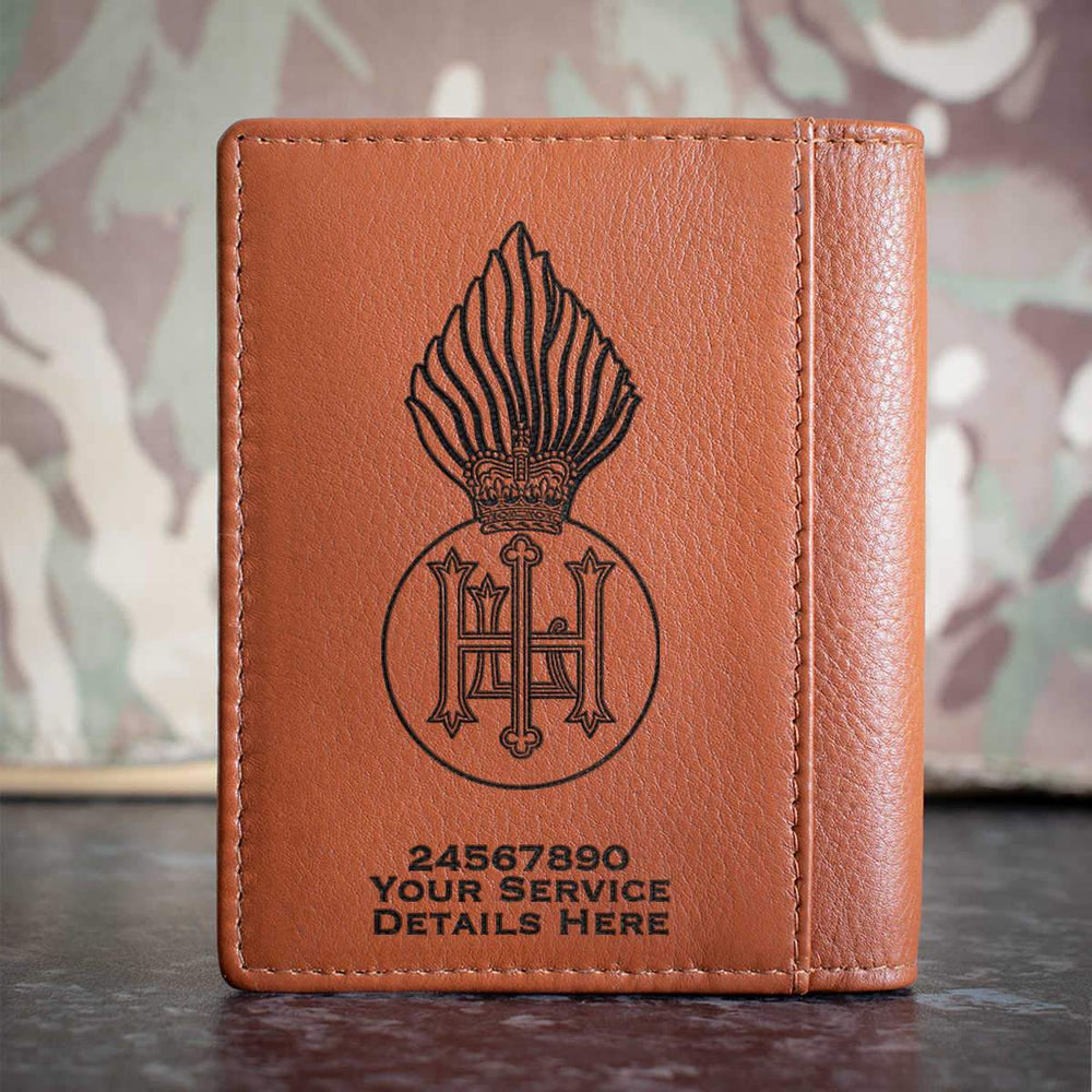 Royal Highland Fusiliers Credit Card Wallet