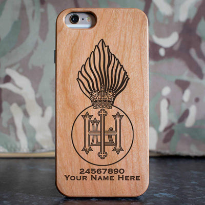 Royal Highland Fusiliers Phone Case