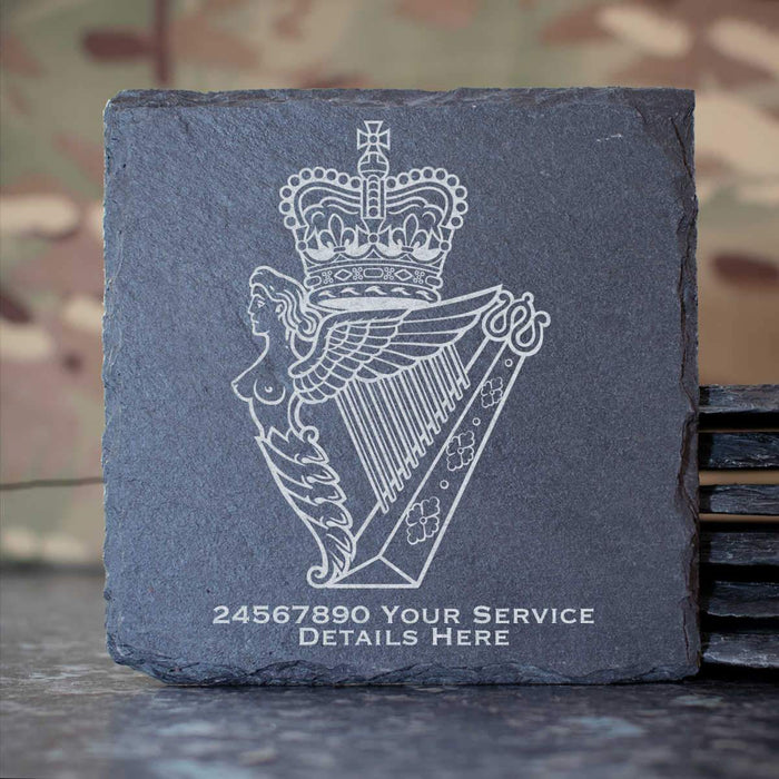 Royal Irish Slate Coaster