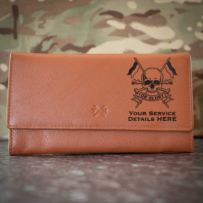 Royal Lancers Leather Purse