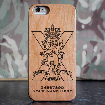 Royal Regiment of Scotland Phone Case