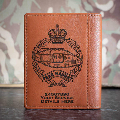 Royal Tank Regiment Credit Card Wallet