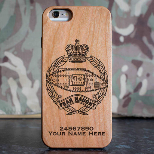 Royal Tank Regiment Phone Case
